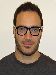 Jonathan Venezia 2015 NIRG Awardee